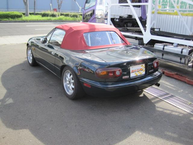 マルハモータース製 オリジナル幌
